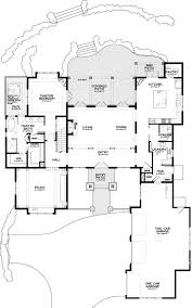 craftsman style house plan 3 beds 2 50 baths 3901 sq ft plan 895 11