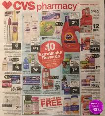 cvs black friday 2017 cvs early ad scan 9 24 9 30 how to shop for free with kathy spencer