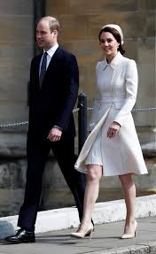 william kate join queen elizabeth ii for easter service 660 news