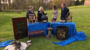 jennifer saunders swears on celebrity antiques road trip tv