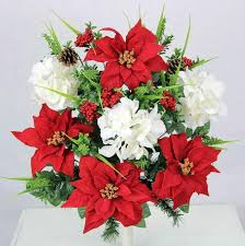 Artificial Flower Arrangements Graveside Flowers Artificial Flower Arrangements For Cemeteries
