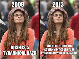 Hippie Woman Meme - i wouldn t say that quot anything illegal done with weed affects