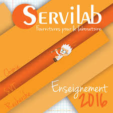 catalogue enseignement 2016 servilab by servilab enseignement issuu