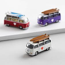 mini camper van mini camper van wedding anniversary box frame by quirky gift