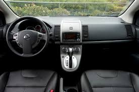 nissan sentra 2018 interior 2010 nissan sentra gets a facelift and new tech features the