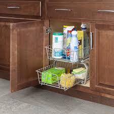 kitchen cabinet organizer shelf small the 8 best kitchen cabinet organizers of 2021