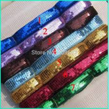sequin ribbon discount sequin ribbon trim wholesale 2017 sequin ribbon trim