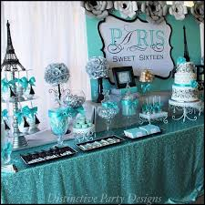sweet 16 birthday party ideas a gorgeous themed sweet 16 party image via http