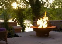 40 fire pit fire pit art saturn 40