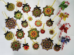 fabric ornaments with bonus canes pattern bs2 391