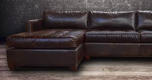 Classic Sectional Sofa Vintage Leather Sectional Sofa Cleanupflorida