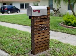 outdoor fancy mail boxes contemporary mailboxes satin nickel