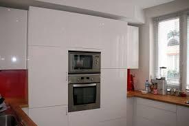 cuisine en blanc promo cuisine ikea affordable armoire coulissante cuisine cuisine