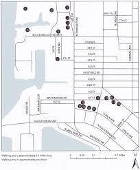 Sarasota Map Sarasota History Alive