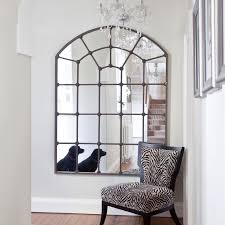 Large Decorative Mirrors Best 25 Arch Mirror Ideas On Pinterest Foyer Table Decor