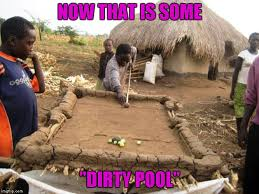 Pool Meme - if you can play pool on that just imagine when you get to a real