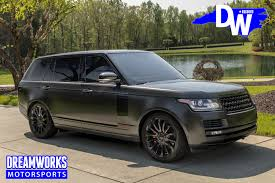 customized range rover interior range rover u2014 dreamworks motorsports