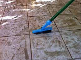 best way to clean tile floor best bathroom floor tile as what to