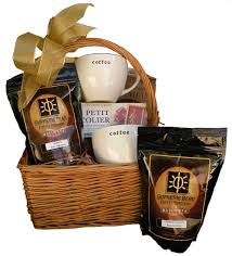 coffee baskets the gift basket