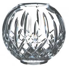 Waterford Crystal 8 Vase Waterford Classic Crystal Giftware Kilkenny Shop