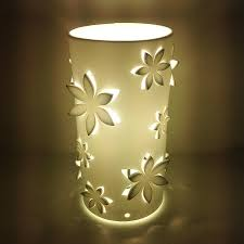 beautiful lamps flower lamp 12 beautiful lamps shaped in flower design swan led