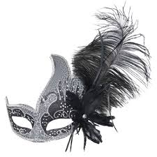 black masquerade masks for women angel black masquerade mask woodiespartyzone ie