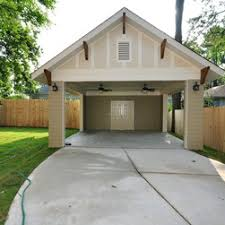 traditional garages with carport this open car port offers space