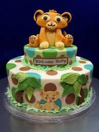 lion king baby shower lion king baby shower amazing cake inspirations lion