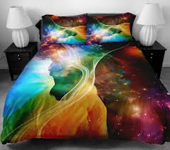 Galaxy Bed Set Among The With Galaxy Bedding Sets