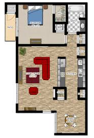 Floor Plan Of A Living Room Waters Edge Apartments Water U0027s Edge Apartments Apartments For