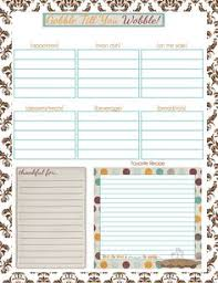 free thanksgiving planning guide intheleafytreetops misc