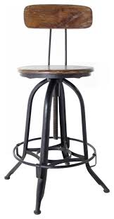 Wooden Bar Stool With Back Wonderful 64 Best Counter Stool Collection Images On Pinterest Bar