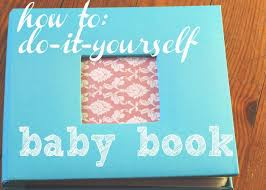 best baby book best 25 diy baby books ideas on