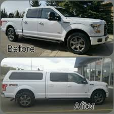 Ford Raptor Truck Shell - show me your bed toppers camper shells page 12 ford f150