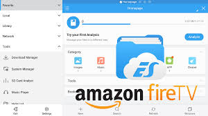 File Manager Title How To Install Es File Explorer On Amazon Fire Tv