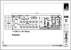 Small Restaurant Kitchen Layout Ideas Restaurant Floor Plans Ideas Google Search Plan Pinterest