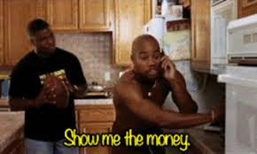 Show Me The Money Meme - show me the money gifs get the best gif on giphy