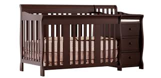 Changing Table And Crib 3 Convertible Baby Cribs With Attached Changing Tables