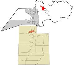 Utah Zip Code Map by Liberty Utah Wikipedia