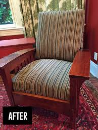 Amanda Brown Upholstery Success With My First Upholstery Project Bennett Planet