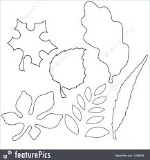 vector image of leaves i2886188 at featurepics