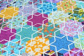 hyacinth quilt designs starlit evening