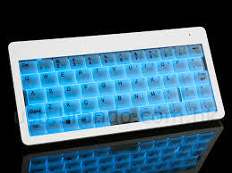 light up wireless keyboard illuminated super tiny keyboard