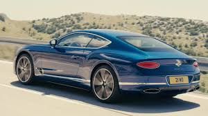 bentley 2018 bentley continental gt interior exterior and drive youtube