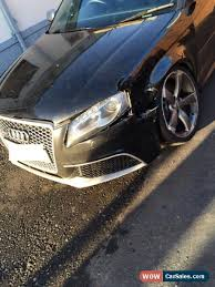 damaged audi for sale 2012 audi a3 rs3 quattro auto for sale in united kingdom