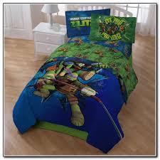 Ninja Turtle Comforter Set Zspmed Of Ninja Turtles Bed Set