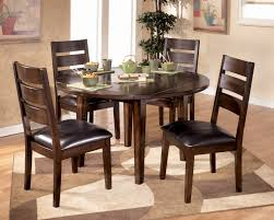 expandable dining table set expanding round dining room table awesome dark wood round expandable