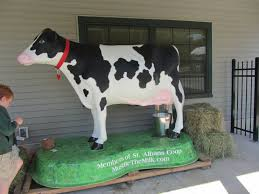 Family Farm And Garden Grand Opening Of St Albans Co Op Store Must Be The Milk