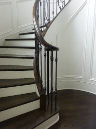 metal baluster custom stairs artistic stairs