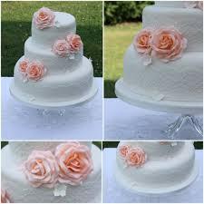 coral wedding cakes coral roses vintage wedding cake cake by tiersandtiaras cakesdecor